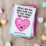 Free Valentine Lunch Box Joke Printables