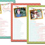 Free Birthday Questionnaire Printables