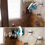 MOM Tip: How To Keep Your Shower Clean With RAIN-X
