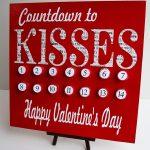 14 Valentine Countdown Ideas