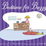 "WIN – ""Bedtime for Buzzy"" Fleece Blanket"