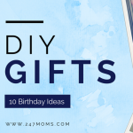 10 Simple DIY Birthday Gifts