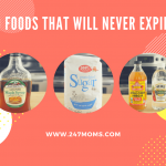 10 Foods That Will Never Expire