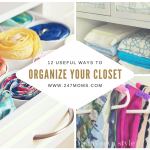 12 Useful Ways to Organize Your Closet