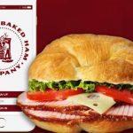 Free Honeybaked Ham Classic Sandwich