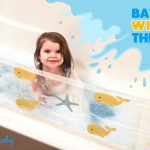 Introducing The Splash Baby: Bathtime Without The Mess