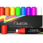 WIN: Chalkola Chalk Markers Set