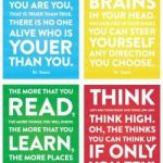 Free Dr. Seuss Quote Printables