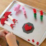 MOM Tip: Valentine's Day Lego Challenge