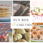18 Fun Box Cake Uses