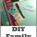 Make Your Own Family Binder (Free Printables)