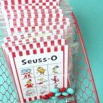 Free SEUSS-O (Bingo) Game Printables