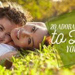 20 Adorable Ways to Love Your Kids
