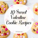 10 Sweet Valentine Cookie Recipes