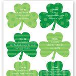Free St. Patrick's Day Treasure Hunt Printable
