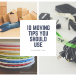 10 Moving Tips You Should Use