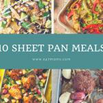 10 Sheet Pan Meals