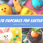 10 Cupcakes For Easter