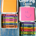 MOM Tip: DIY Travel Coloring Case