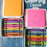 MOM Tip: DIY Travel Coloring Case