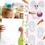 Free Easter Hunt Kit Printable