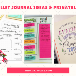 FREE Bullet Journal Ideas & Prinatbles