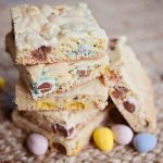 Cake Mix Cadbury Mini Egg Cookies Recipe