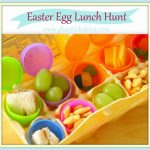 MOM Tip: Easter Egg Lunch Hunt