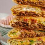 Delicious Crunchwrap Supreme