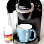 MOM Tip: How to Clean Your Keurig Coffee Maker with Vinegar