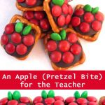 MOM Tip: Apple Pretzel Bites for Your Teacher