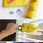 MOM Tip: How to Clean Your Blinds