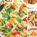 Pasta Recipes for Simple Weeknight Meals