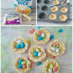 MOM Tip: Rice Krispie Nests (Easter Treats)