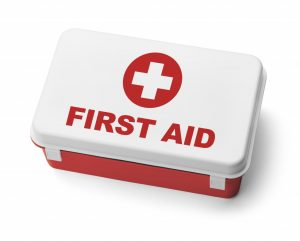 FREE Family First Aid Kit - 24/7 Moms