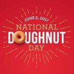 Free Krispie Kreme Doughnut on June 2nd