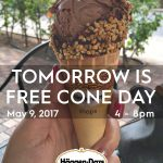 Häagen-Dazs FREE Cone Day is May 9th