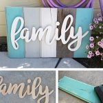 MOM Tip: DIY Home Decor Sign