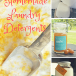 15 Homemade Laundry Detergents