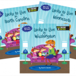 WIN – A LUCKY TO LIVE IN Book and A WISE ANIMAL HANDBOOK