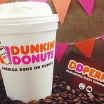 FREE Cup of Coffee from Dunkin' Donuts