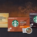 FREE Sample Pack of Starbucks K-Cups