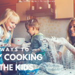 7 Ways to Enjoy Cooking with Kids