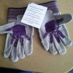 MOM Tip: Father's Day Handprint Gift Idea