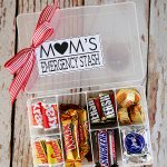 Free Mom's Emergency Stash Printable