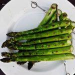 MOM Tip: Skewer Thin Veggies for Easier Grilling