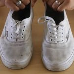MOM Tip: How to Clean Your Dirty White Shoes