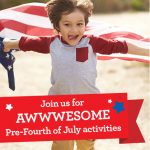 Toys R Us: Free Activities Pre-Fourth of July Event