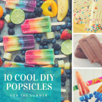10 Cool DIY Popsicles for the Summer