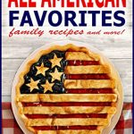 Free All American Favorites Cookbook for Kindle eBook